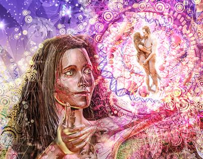 Divine Guardians Of Love