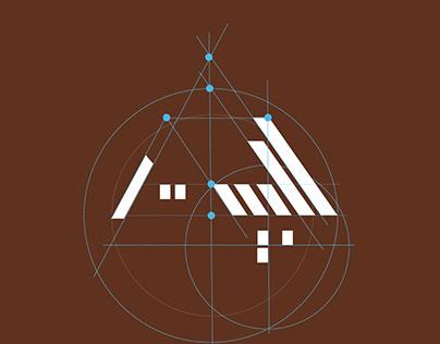 Lebanese House | Logo design process