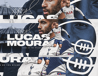 Social Media Covers #001 - Lucas Moura