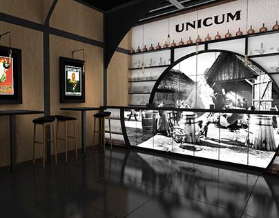 UNICUM Stand Concept