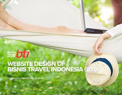 Bisnis Travel Indonesia (BTI)