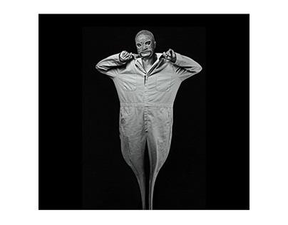 Boris Vian: diseño de vestuario y máscara