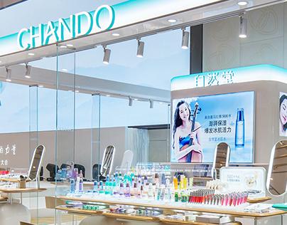 CHANDO Cosmetic Counter