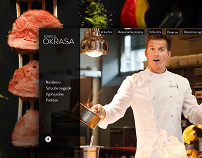 Karol Okrasa / web design