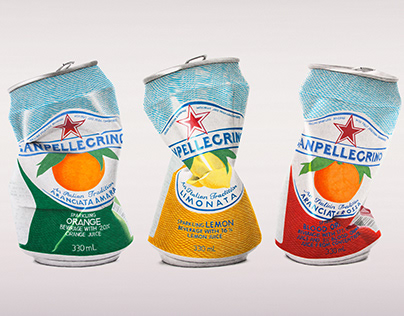 Sanpellegrino Sparkling Mineral Water