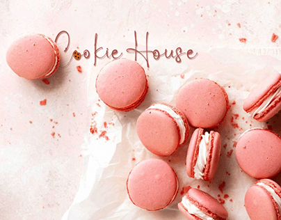 "Cookie House or ""The pink project"""