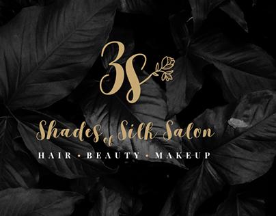 Shades of Silk Salon Branding