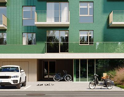 Multi Residental Building
