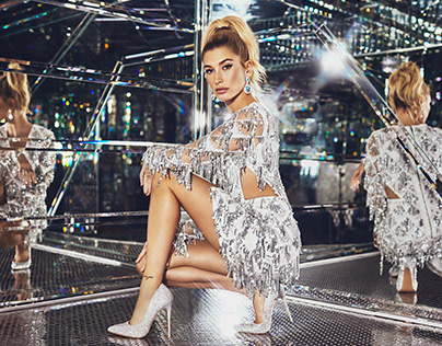 Hailey Bieber (Baldwin) for Pretty Little Thing