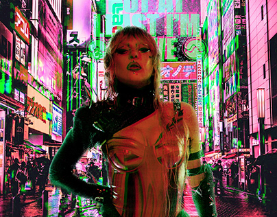 Lady Gaga X Adobe Challenge