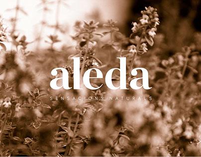 aleda | ßranding