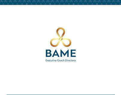 BAME Executive Directory | Identity Design Web Design