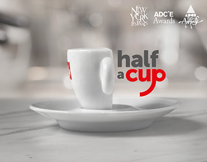 illy | Half a Cup