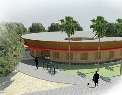 Projeto Arquitetônico - Centro Comunitário