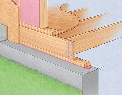 Residential Wall Construction