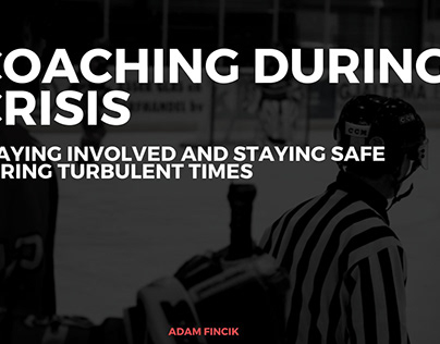 Coaching Hockey and Life's Lessons | Adam Fincik