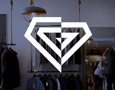 Логотип для магазина одежды KRISTALI