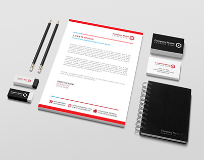 COVER LATTER AND BRAND STATIONERY VOL-4
