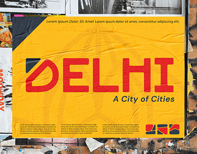 Delhi — A City Branding Project