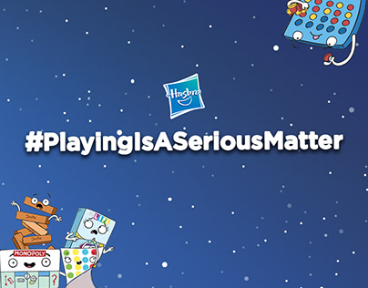 Playing is a serious matter
