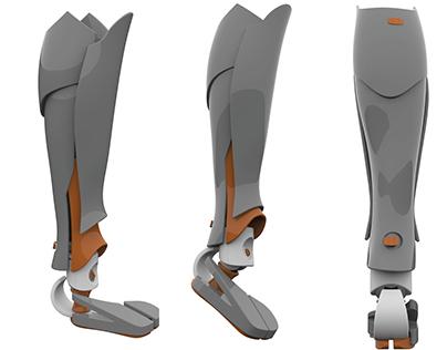 TOT : Prosthetic Leg