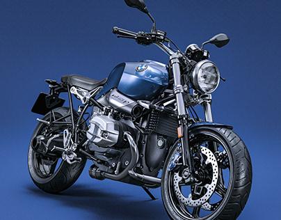 BMW R nineT Pure (CGI)