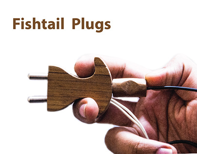 "Design of an Ergonomic plug ""FISHTAIL PLUGS"""