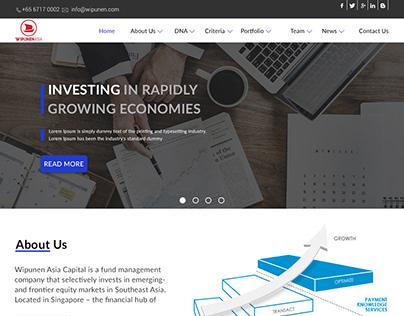Website PSD Design