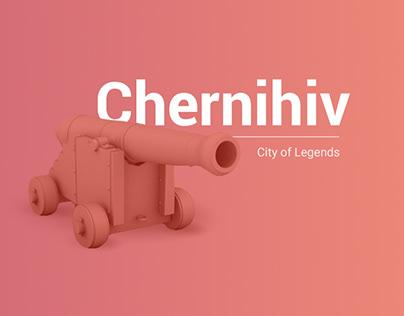 Chernihiv Travel Guide