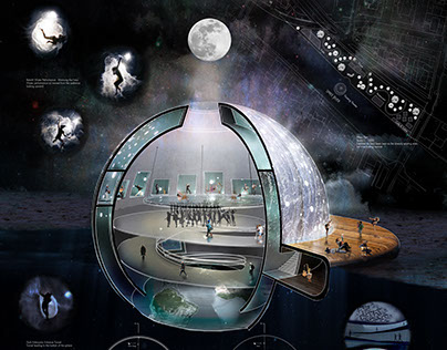 OISTAT Competition - Floating Theater in Berlin 2015