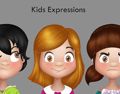 kids character design