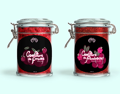 Packaging Confiture