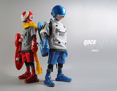 Rock Gaki - 日與夜