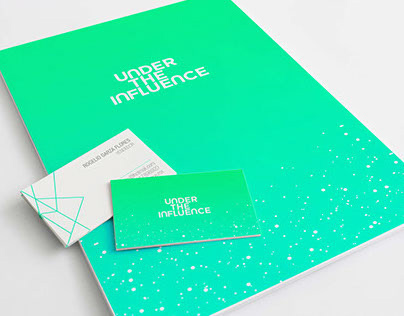 "Logotipo para ""Under the influence"""