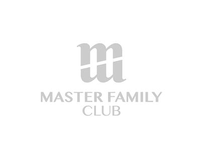 Master Family Club | Branding, Website