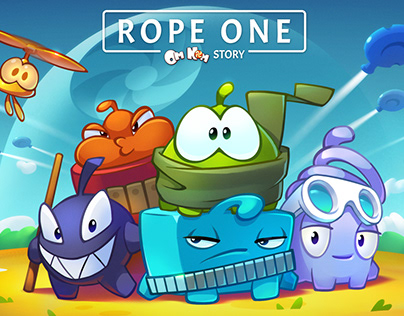 Cut the Rope promo