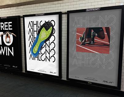 Athlono || Brand Identity