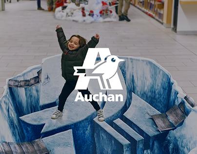 Auchan - Deep Freeze
