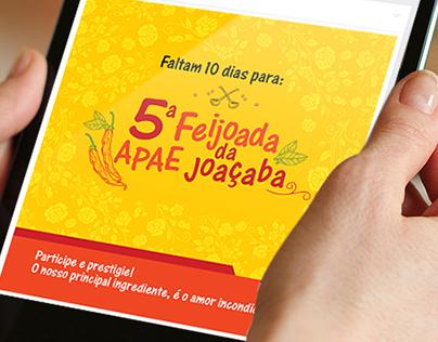 5ª Feijoada da APAE Joaçaba | 2015