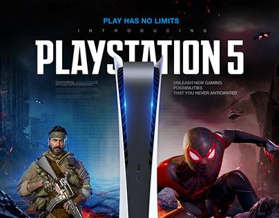 PlayStation5 | Play Has No Limits