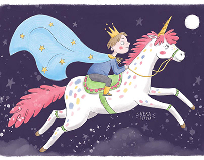 The Prince and the Unicorn