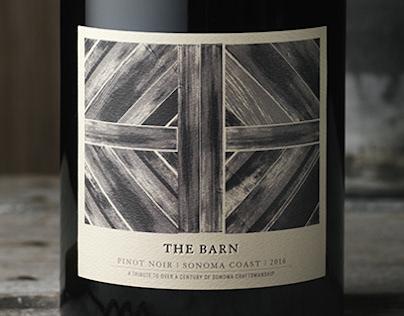 Kenwood Vineyards The Barn (Pernod Ricard) Packaging