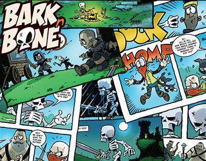 Bark n Bone (comic)
