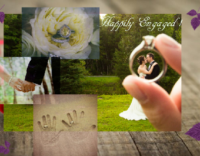 landing page of ring ceremony