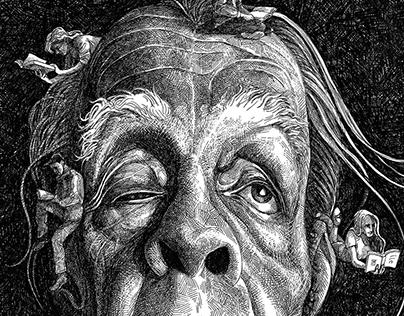 Jorge Luis Borges, Argentine writer