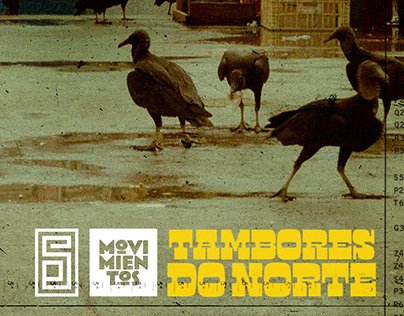 DJ Sumano · Tambores do Norte Mixtape artwork