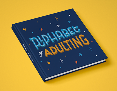 Alphabet of Adulting - Picture Book