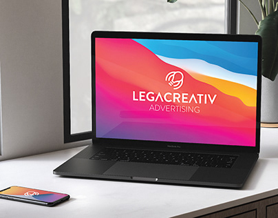 LegaCreativ Logo & Branding