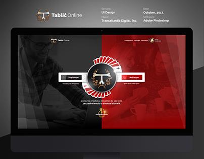 Tablić   Online card game