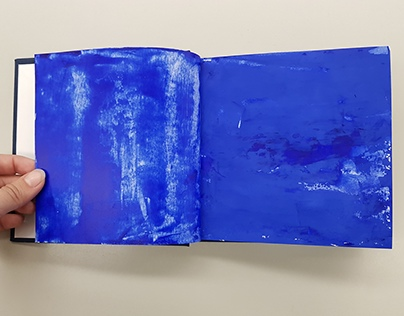 alzheimer | livro de artista